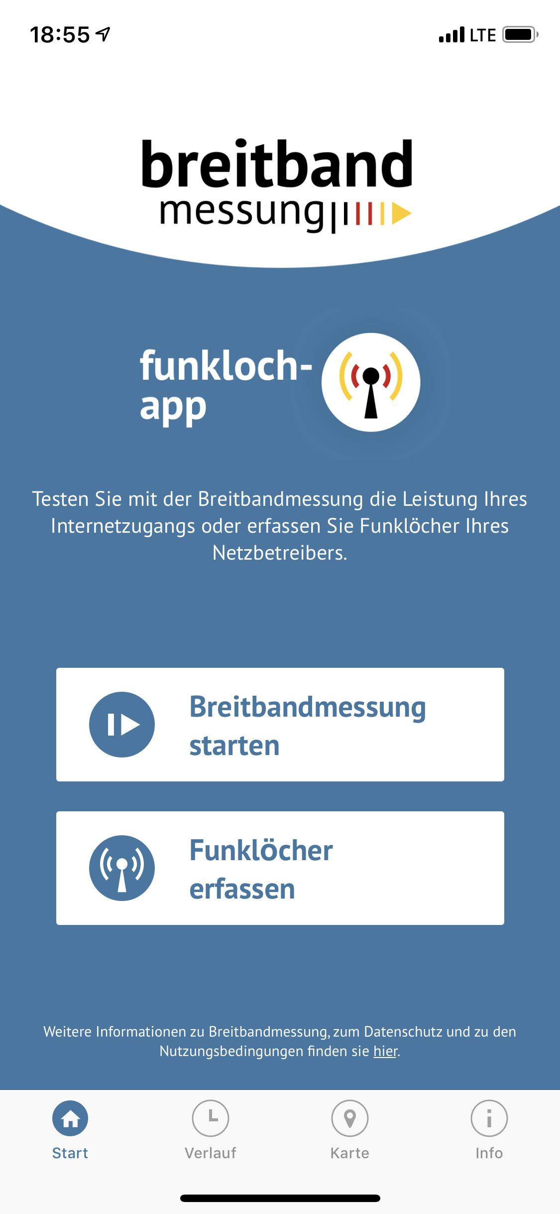 Unitymedia Verfügbarkeit Karte.Mobil Testen Breitbandmessung